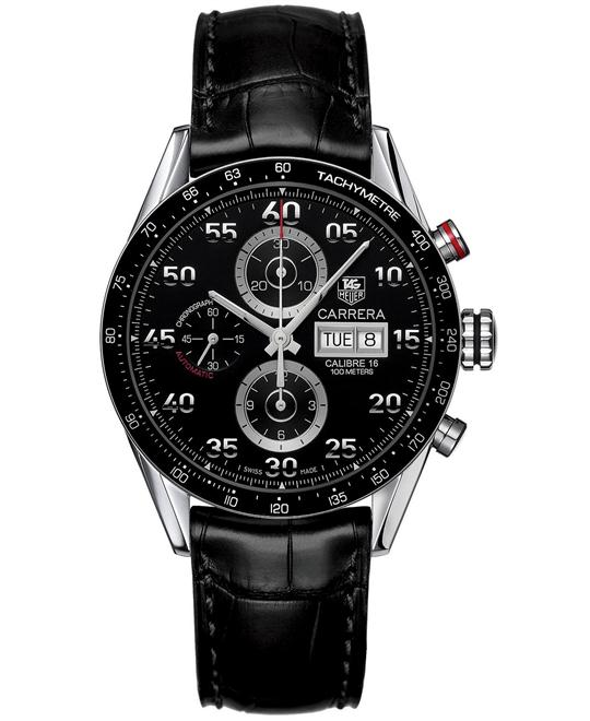 TAG Heuer CV2A10.FC6235 Carrera Automatic Watch 43mm
