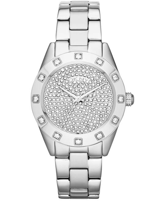 DKNY Diamonds Mineral Watch 36mm