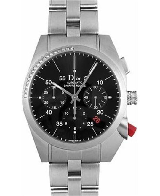 Dior Chiffre Rouge 084612M001 Watch 38mm