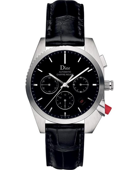 DIOR CHIFFRE ROUGE CD084610A004 Automatic 38mm