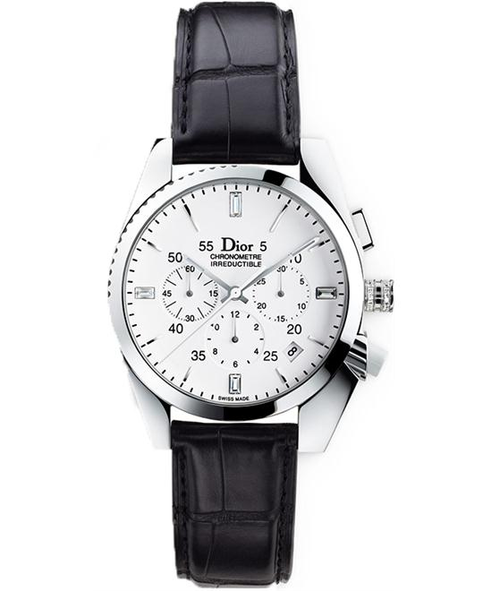 DIOR CHIFFRE ROUGE CD084860A001 18k Gold 38mm