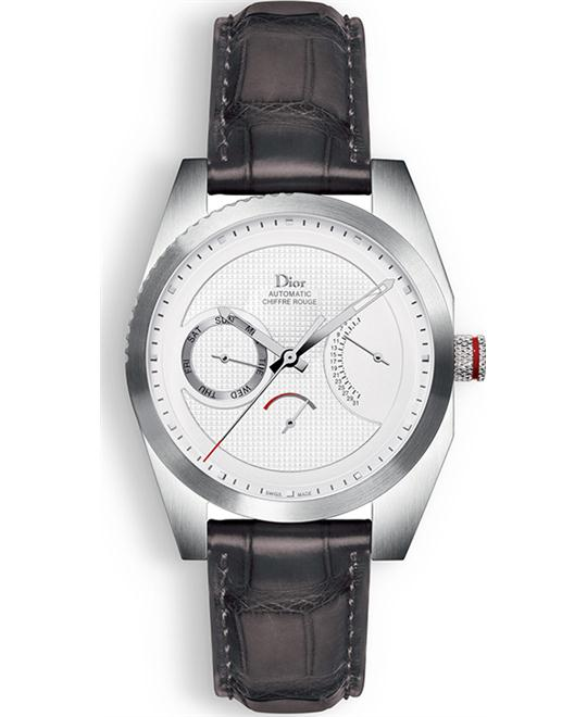DIOR CHIFFRE ROUGE CD084C10A001 Automatic 38mm