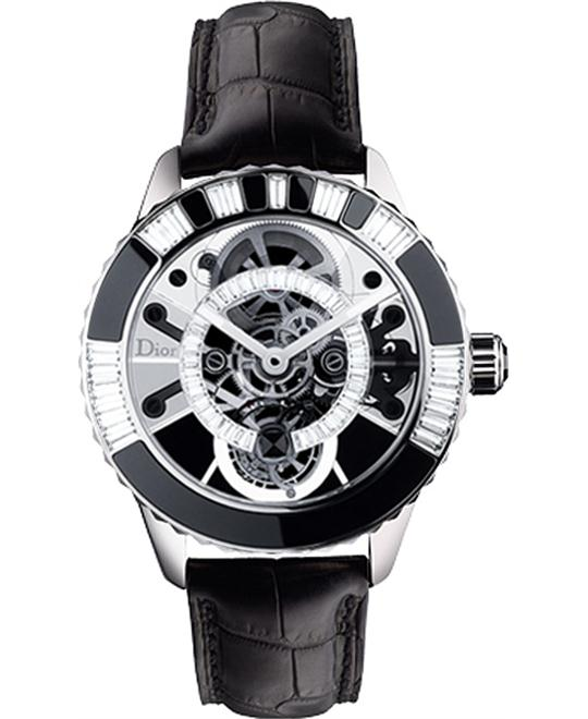 DIOR CHRISTAL CD115961A001 Tourbillon 42mm