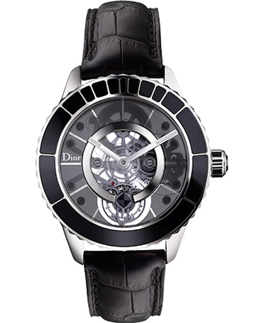 DIOR CHRISTAL CD115964A001 Tourbillon 42mm