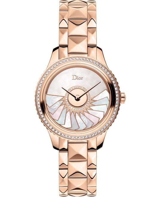 DIOR GRAND BAL CD153B70M001 Pink Gold 36mm