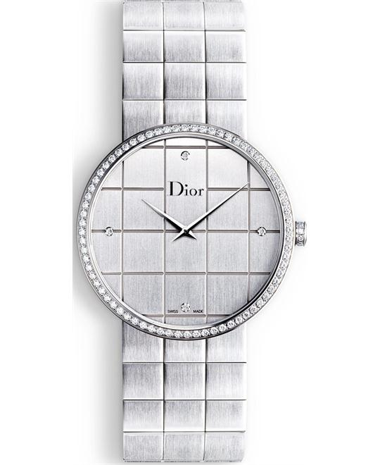 Dior La D De CD043113M001 Quartz Watch 38mm