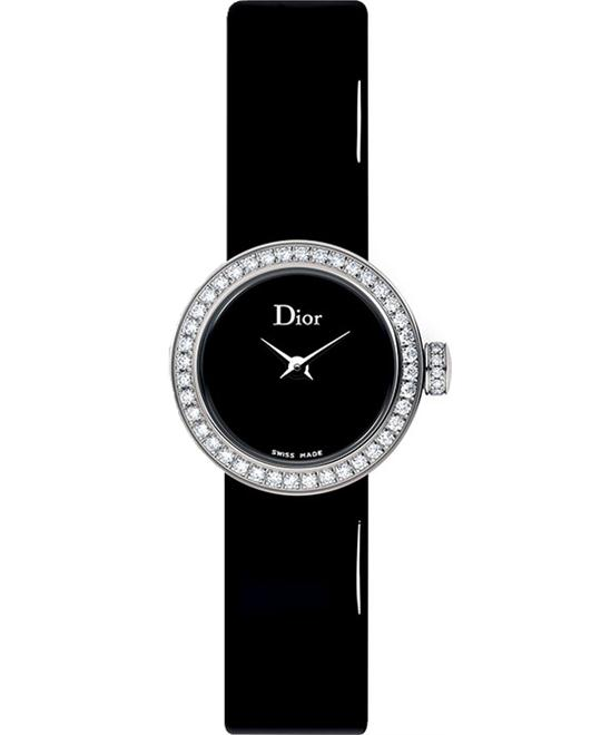 DIOR LA D DE DIOR CD040110A012 Quartz 19mm