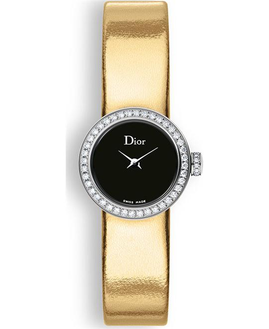 DIOR LA D DE DIOR CD040110A013 Quartz 19mm