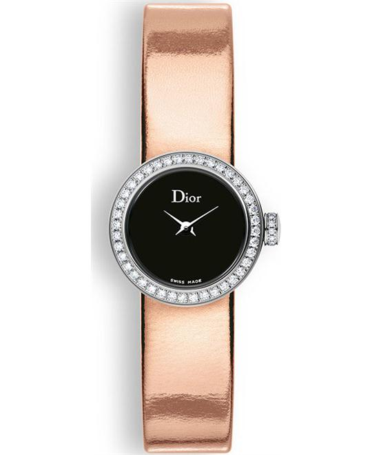 DIOR LA D DE DIOR CD040110A015 Quartz 19mm