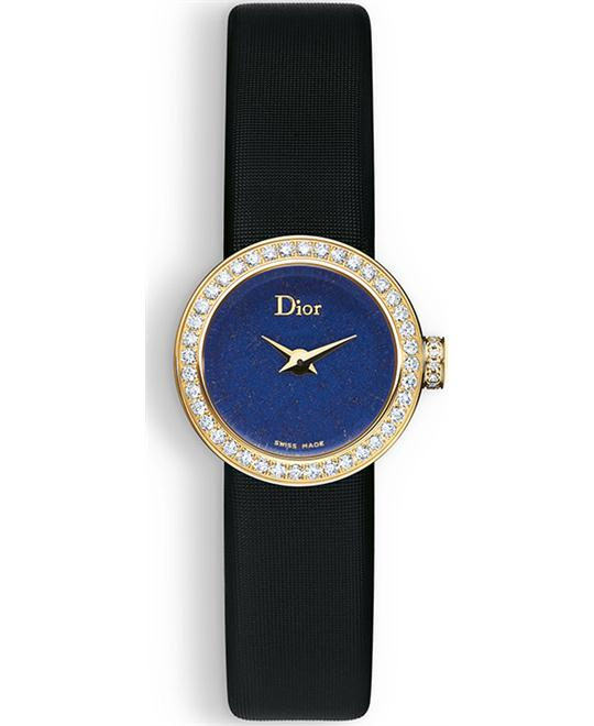 DIOR LA D DE DIOR CD040153A006 Quartz 19mm