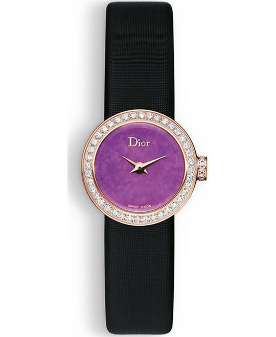 DIOR LA D DE DIOR CD040172A003 Quartz 19mm