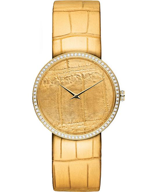 DIOR LA D DE DIOR CD043155A001 Quartz Watch 38mm