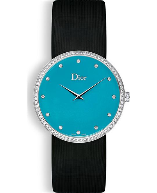DIOR LA D DE DIOR CD043161A001 Quartz 38mm