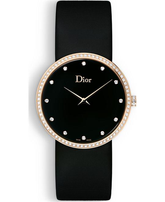 DIOR LA D DE DIOR CD043171A002 Diamonds 38mm
