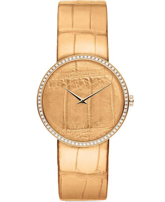 DIOR LA D DE DIOR CD043171A004 Quartz Watch 38mm