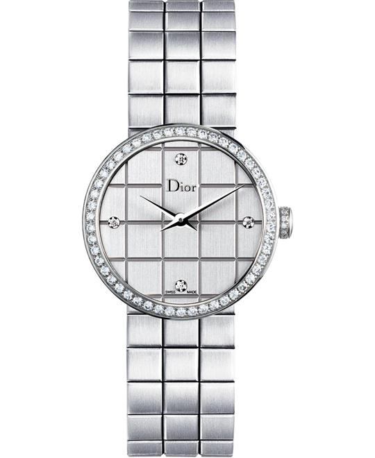 Dior La D De Dior CD047110M001 Diamonds 25mm