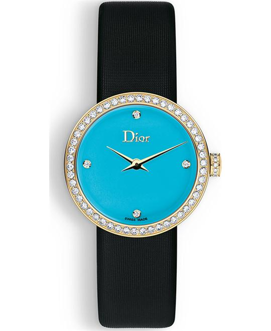 DIOR LA D DE DIOR CD047150A003 Quartz 25mm