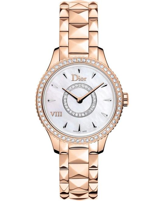DIOR MONTAIGNE CD151170M001 Pink Gold 25mm