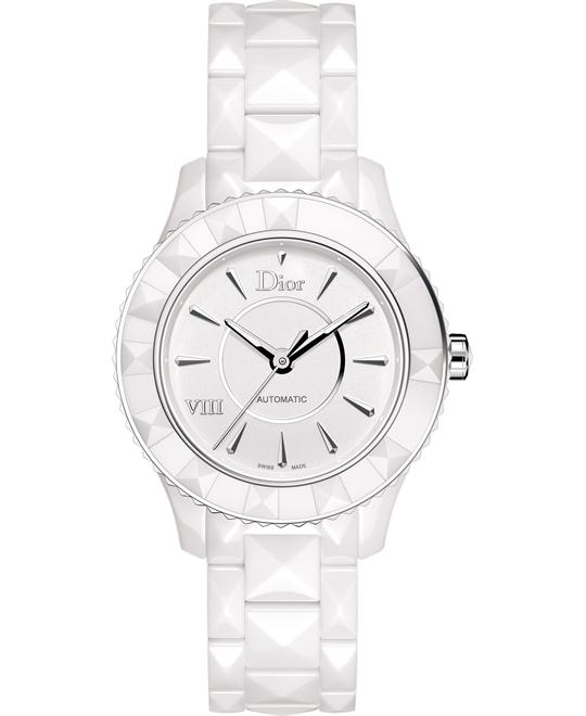 DIOR VIII Automatic Ceramic Watch 38mm