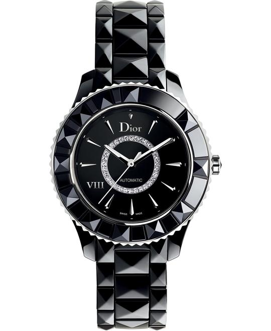 DIOR VIII CD1235E2C001 Black Ceramic 33mm