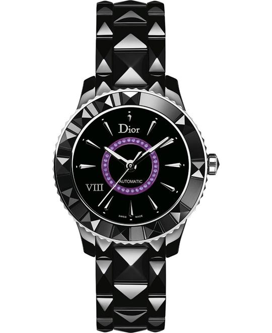 DIOR VIII CD1245E7C001 Automatic Watch 38mm