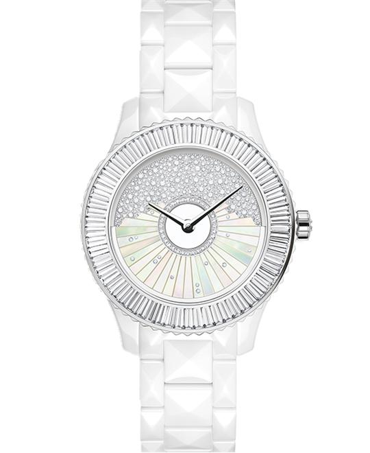 DIOR VIII CD124BF5C001 Mother of Pearl Dial 38mm
