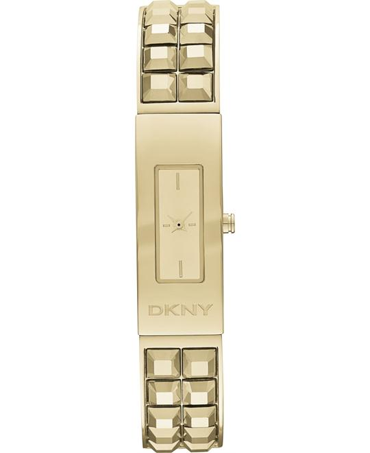 DKNY Beekman Champagne Ladies Watch13x33mm