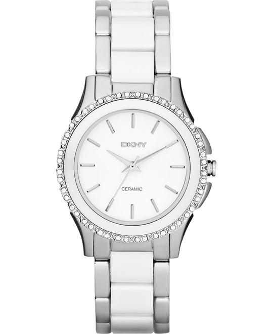 DKNY Watch, Women's Ceramic 32mm
