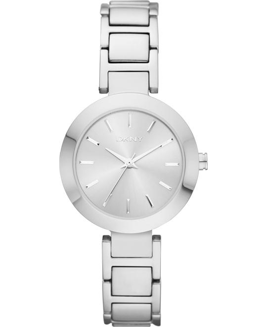 DKNY Watch, Women's Stainless, 28mm