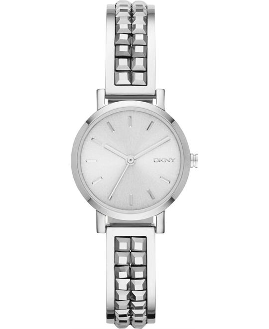 DKNY Women's Soho Bangle Bracelet Watch 24mm