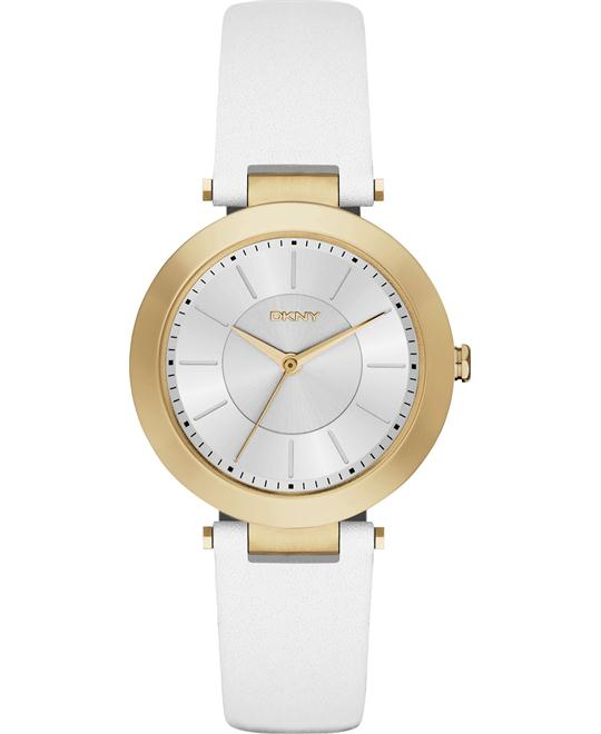 DKNY Women's STANHOPE White Watch 36mm
