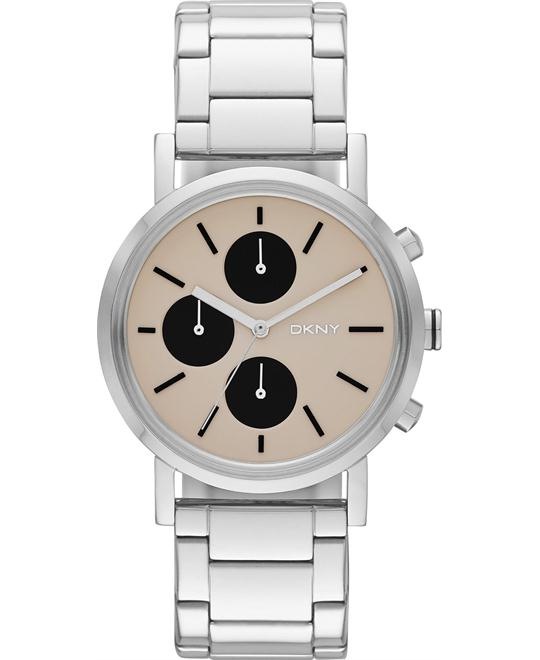 DKNY Women's Chronograph Lexington Watch 20mm