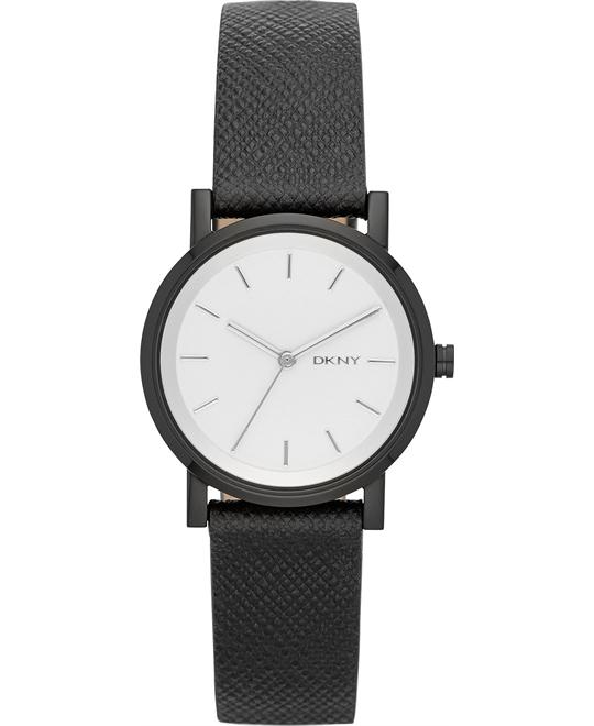DKNY Women's Soho Black Watch 34mm
