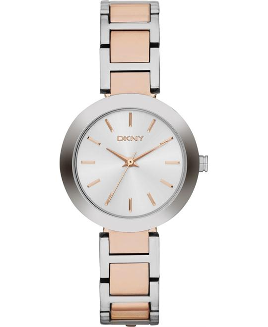 DKNY Women's Two-Tone Watch 28mm