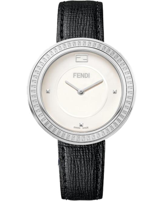 Fendi My Way FOR3011TWF0QZ1 Watch 36mm