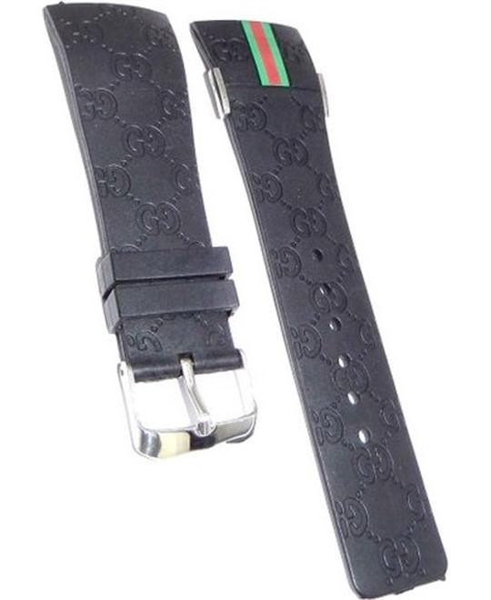 Fit For I Gucci Digital Watches  Rubber Strap Band 26mm