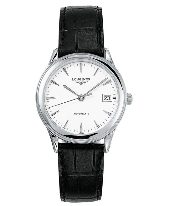 Longines L4.774.4.12.2 Flagship Watch 35.6mm