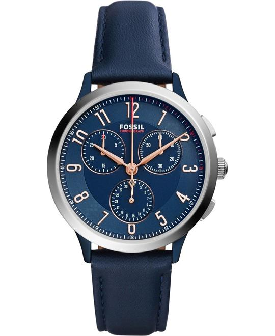 Fossil Abilene Chronograph Watch 34mm