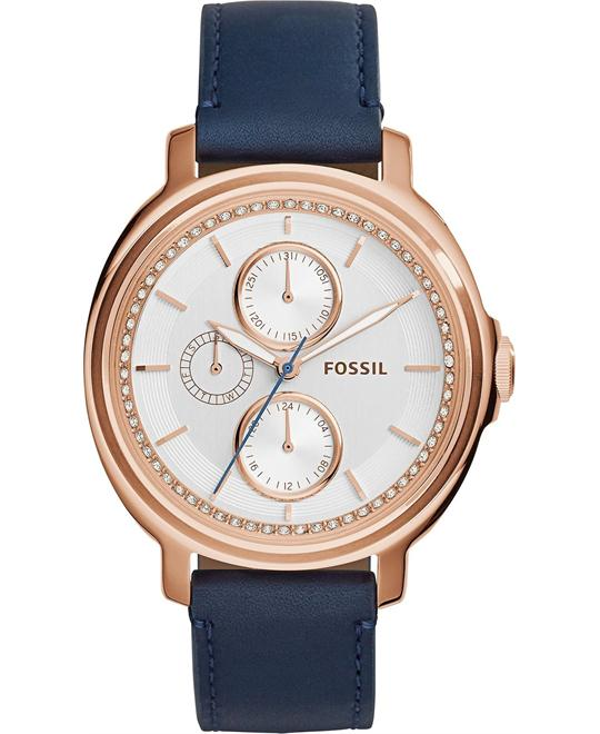 Fossil Chelsey Gold-Tone Stainless Steel Watch 39mm