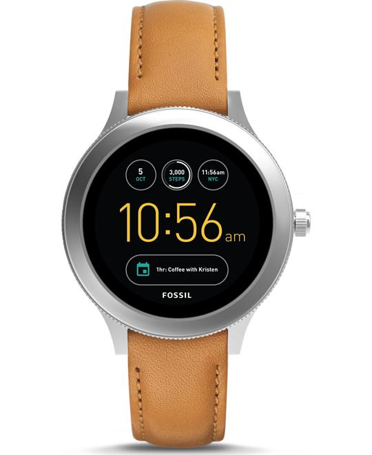 Fossil Gen 3 Smartwatch - Q Venture Luggage Watch 42mm