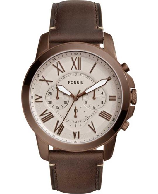 Fossil GRANT CHRONOGRAPH WATCH 44mm