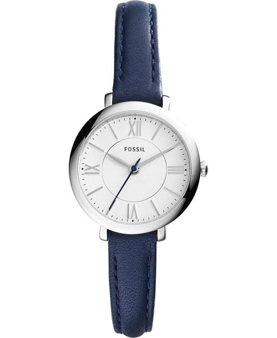 FOSSIL Jacqueline Navy Blue Ladies Watch 26mm