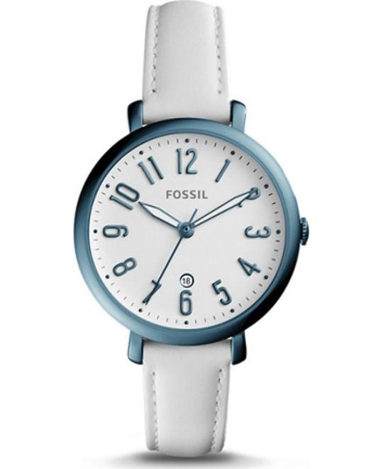FOSSIL Jacqueline White Ladies Watch 36mm
