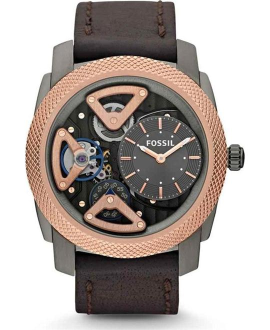 FOSSIL Mechnical Charcoal Men's Watch 45mm