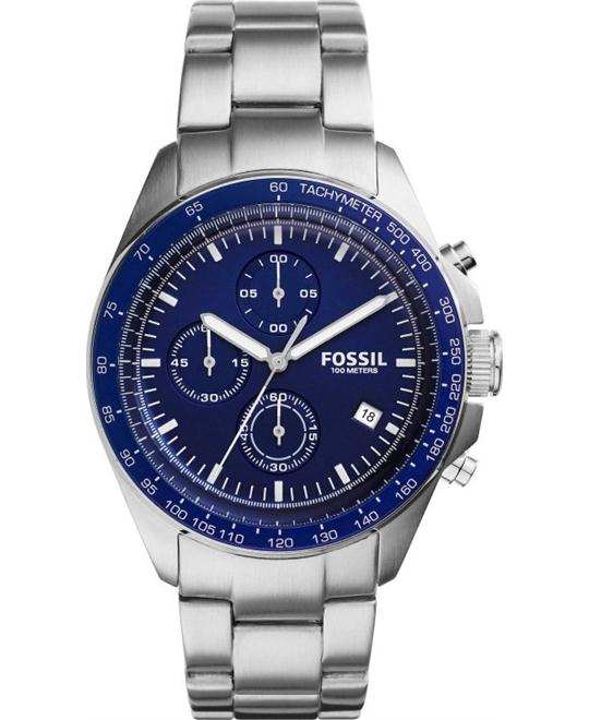 Fossil Men's Sport 54 Chronograph Watch 42mm