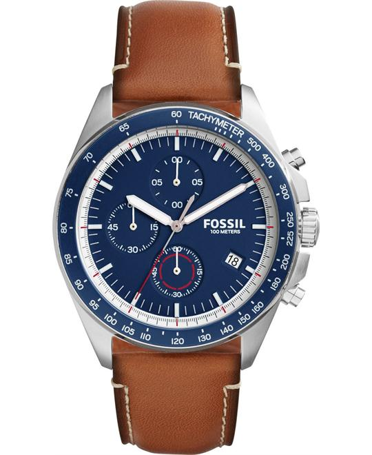 Fossil Men's Sport 54 Chronograph Watch 43mm