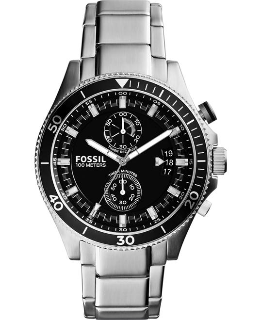 Fossil Wakefield Chronograph Men's Watch 45mm