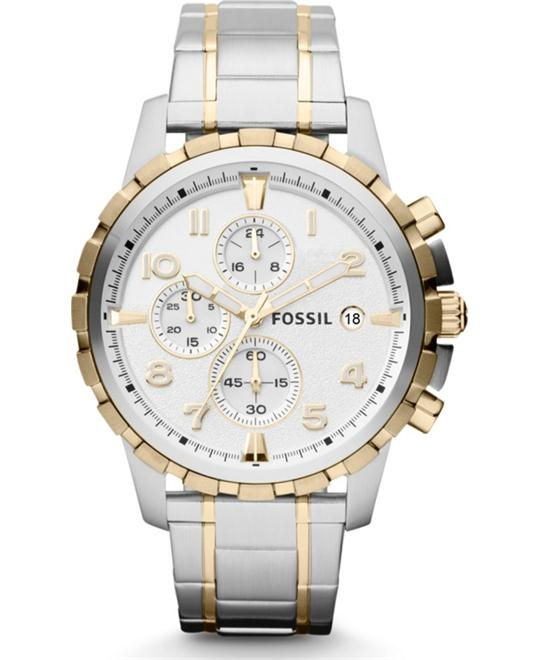 Fossil Men's  Dean Watch 45mm