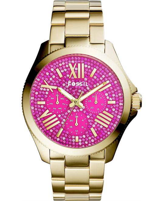 Fossil Women's Cecile Multifunction Watch 40mm