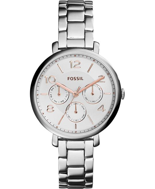 Fossil Women's Jacqueline Stainless Watch 36mm